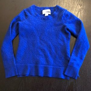 Gorgeous Blue Ellen Tracy Sweater Girls Size Small